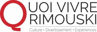 Logo Quoi vivre RImouski